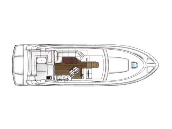 2020 Sea Ray boat for sale, model of the boat is Sundancer 510 & Image # 5 of 18