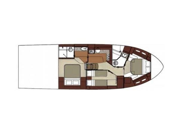 2020 Sea Ray boat for sale, model of the boat is Sundancer 510 & Image # 6 of 18