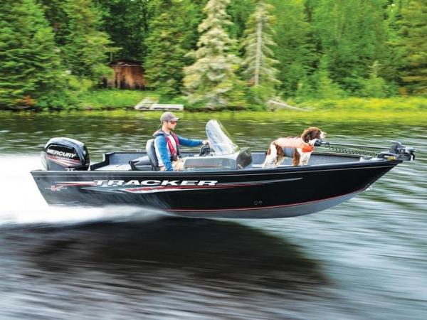 2020 Tracker Boats boat for sale, model of the boat is Pro Guide™ V-16 SC & Image # 1 of 43