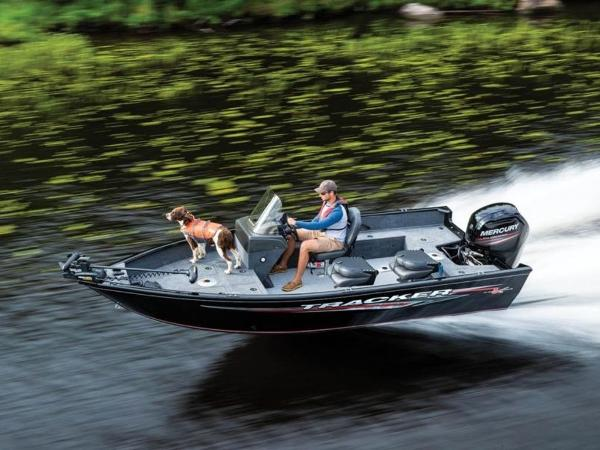2020 Tracker Boats boat for sale, model of the boat is Pro Guide™ V-16 SC & Image # 14 of 43