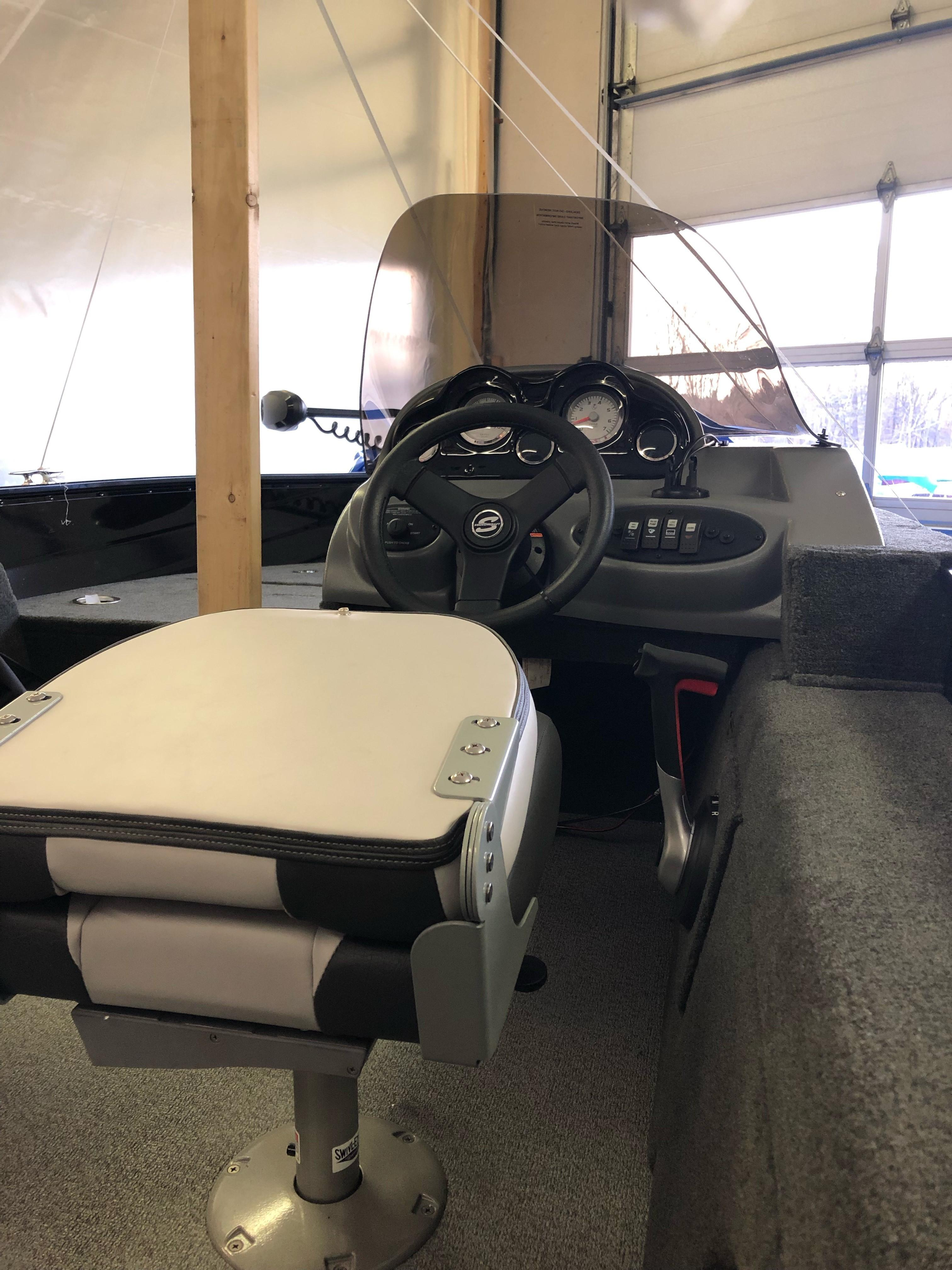 2018 Smoker Craft boat for sale, model of the boat is Pro Angler 161 & Image # 13 of 14
