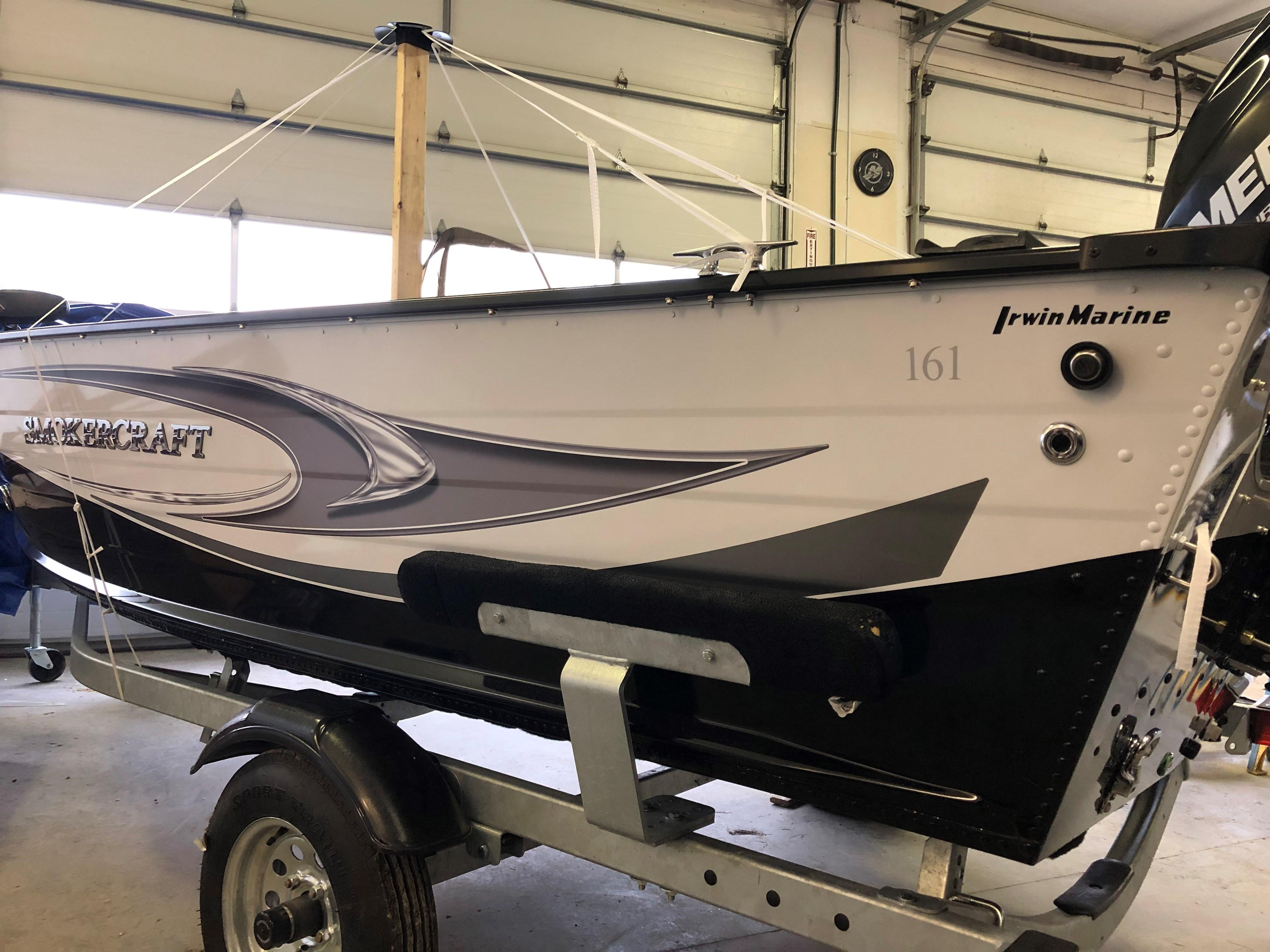2018 Smoker Craft boat for sale, model of the boat is Pro Angler 161 & Image # 10 of 14