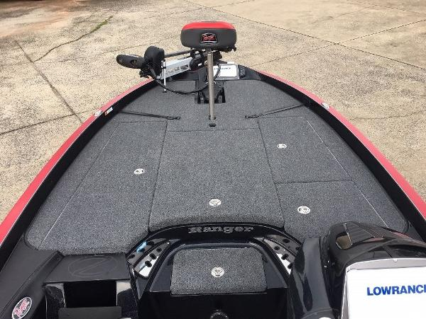 2020 Ranger Boats boat for sale, model of the boat is Z520C Ranger Cup Equipped & Image # 7 of 10