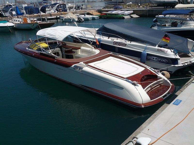 Riva Aquariva 33 Super Boat For Sale