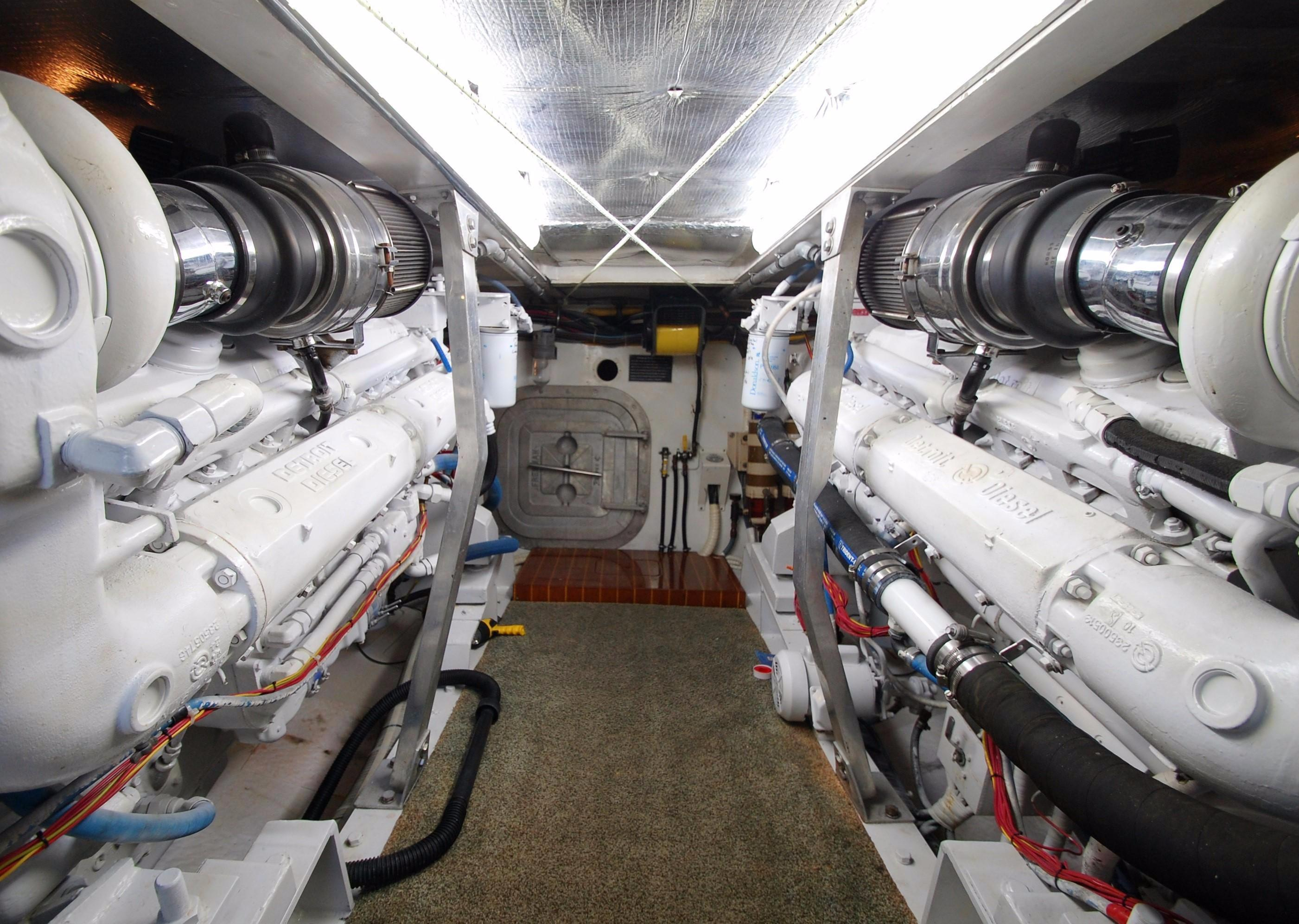 1988 61 ft Yacht For Sale | Allied Marine