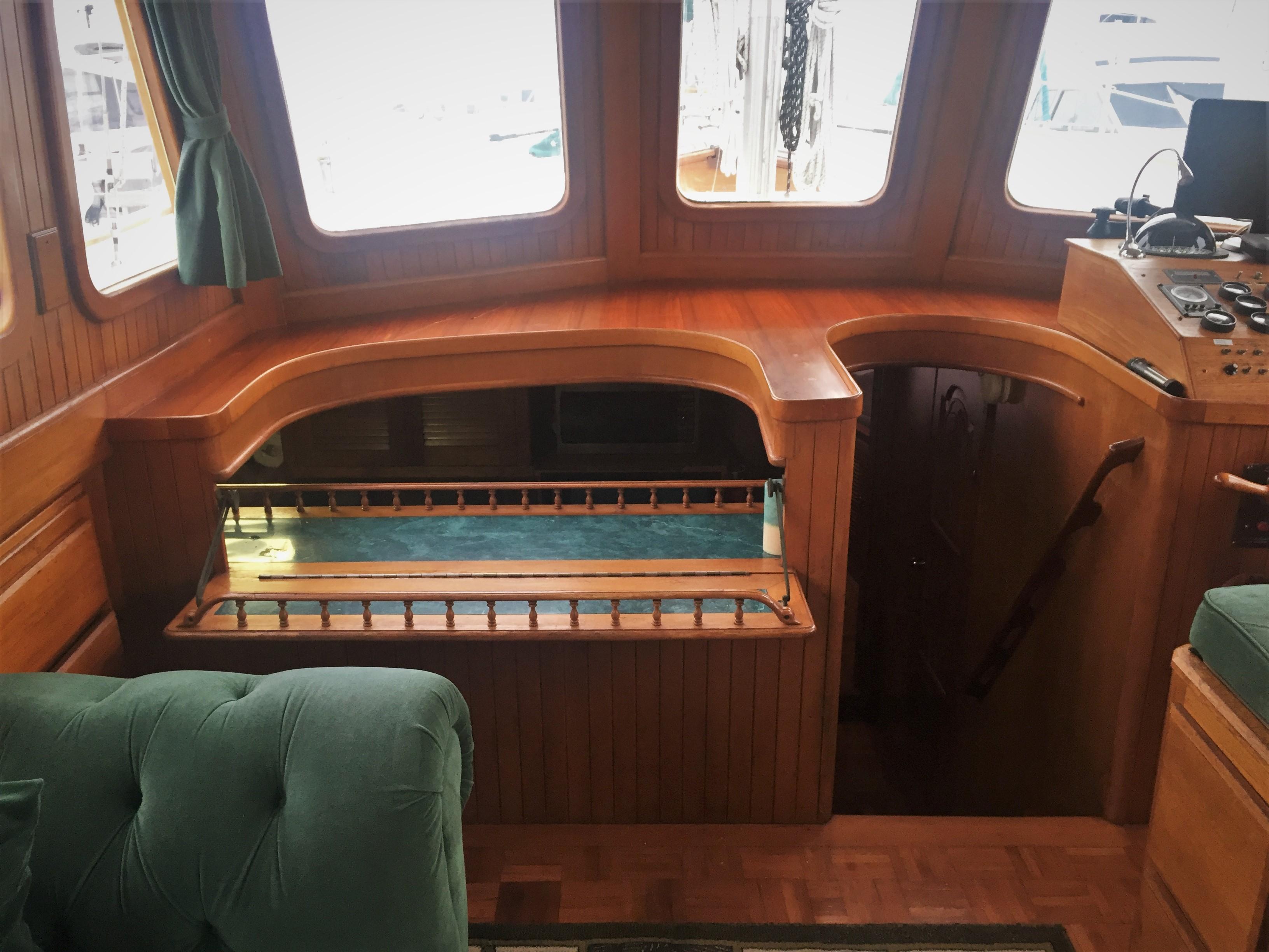 46' Island Trader 46 1980 | Seacoast Yachts