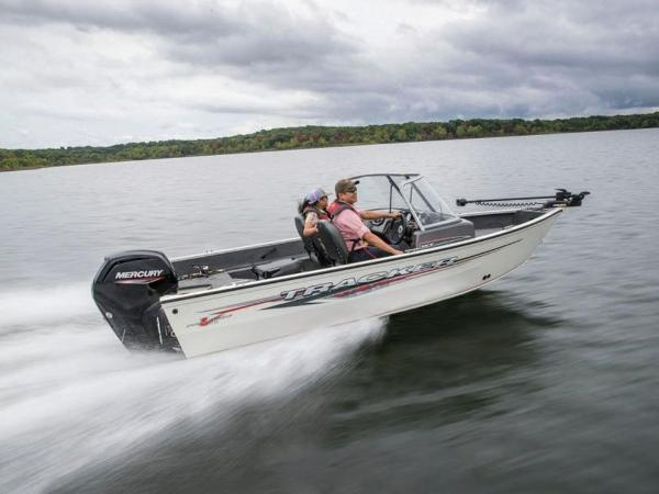 2020 Tracker Boats boat for sale, model of the boat is Pro Guide™ V-16 WT & Image # 1 of 43