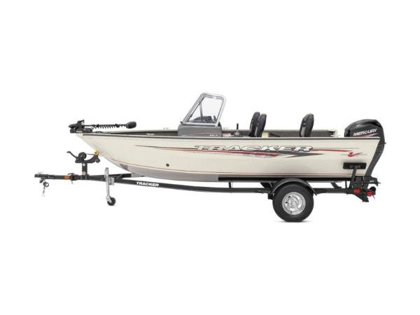 2020 Tracker Boats boat for sale, model of the boat is Pro Guide™ V-16 WT & Image # 3 of 43