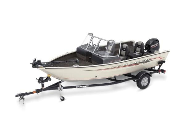 2020 Tracker Boats boat for sale, model of the boat is Pro Guide™ V-16 WT & Image # 4 of 43