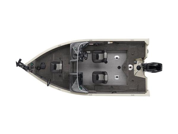 2020 Tracker Boats boat for sale, model of the boat is Pro Guide™ V-16 WT & Image # 9 of 43