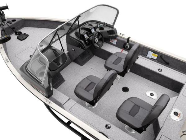 2020 Tracker Boats boat for sale, model of the boat is Pro Guide™ V-16 WT & Image # 39 of 43