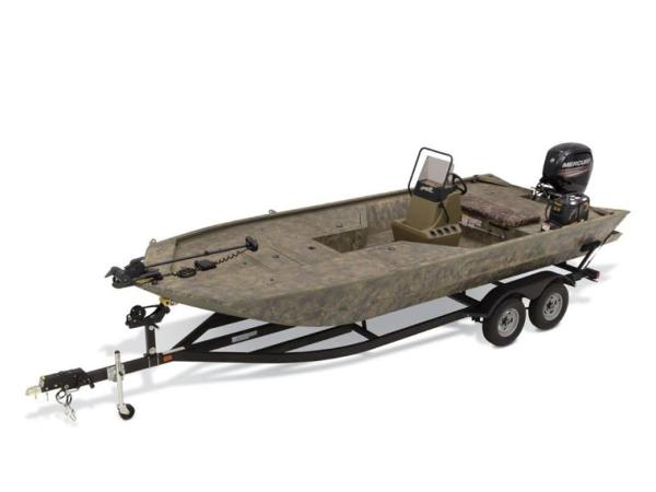 2020 Tracker Boats boat for sale, model of the boat is GRIZZLY® 2072 CC Sportsman & Image # 8 of 35