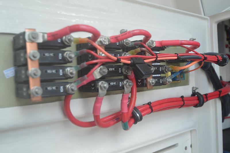34 Jupiter HFS Wiring