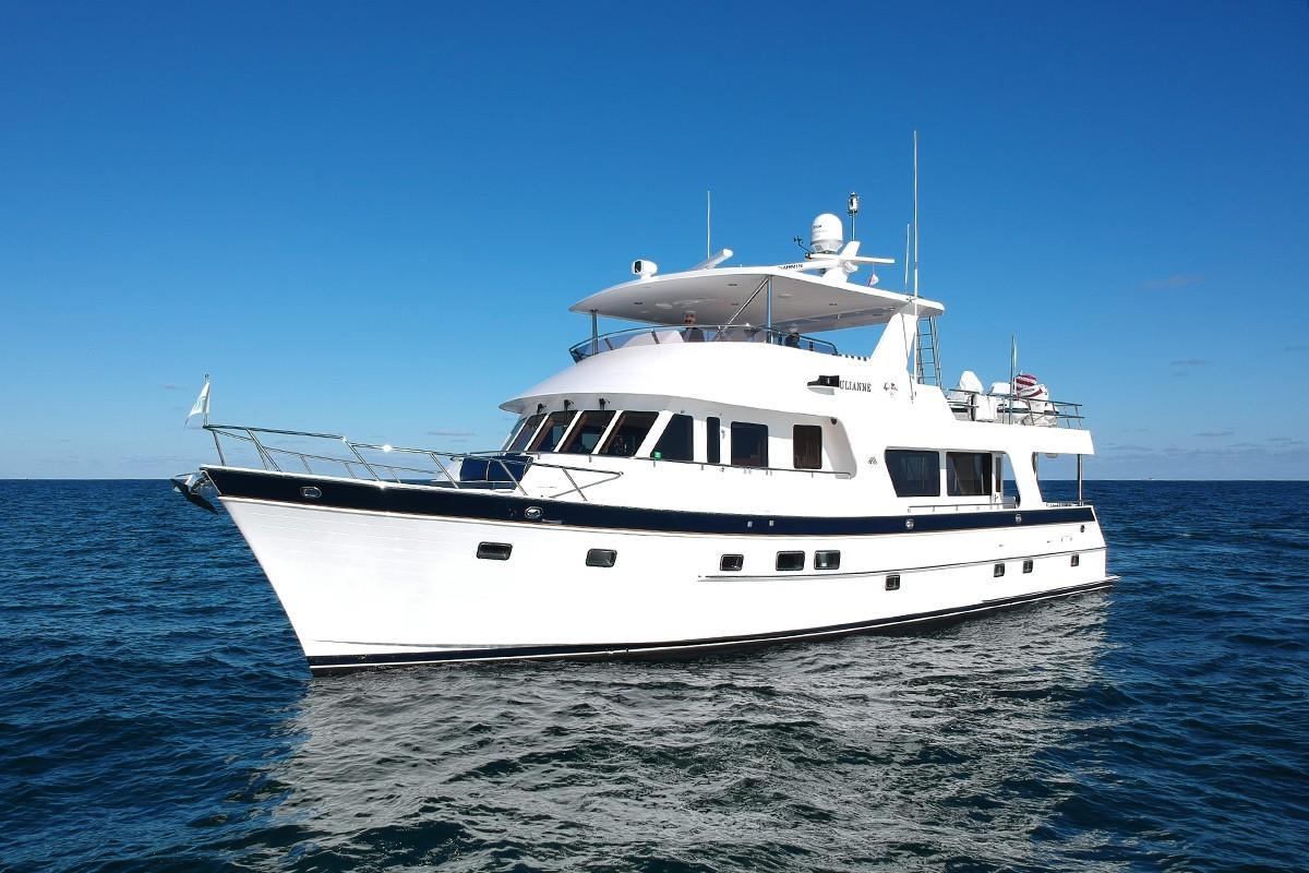 70' Outer Reef Yachts 2019
