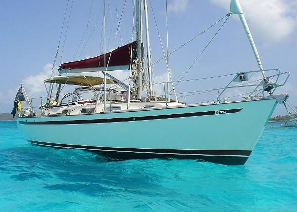 Najad 373 used boat for sale from Boat Sales International