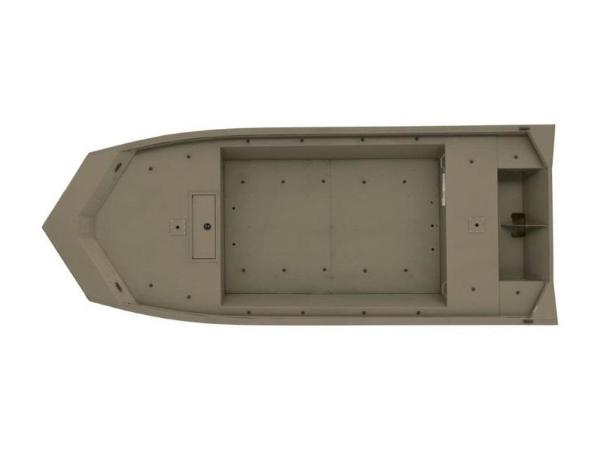 2020 Tracker Boats boat for sale, model of the boat is GRIZZLY® 1860 Jon & Image # 1 of 14