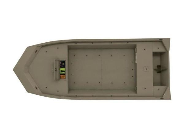 2020 Tracker Boats boat for sale, model of the boat is GRIZZLY® 1860 Jon & Image # 4 of 14