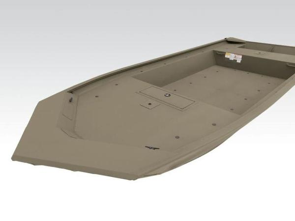 2020 Tracker Boats boat for sale, model of the boat is GRIZZLY® 1860 Jon & Image # 8 of 14