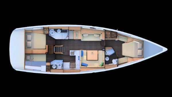 Jeanneau JY51 BoatsalesListing Maine