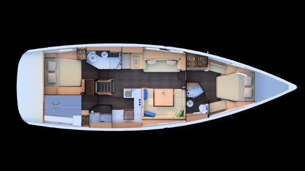 Jeanneau JY51 BoatsalesListing New England