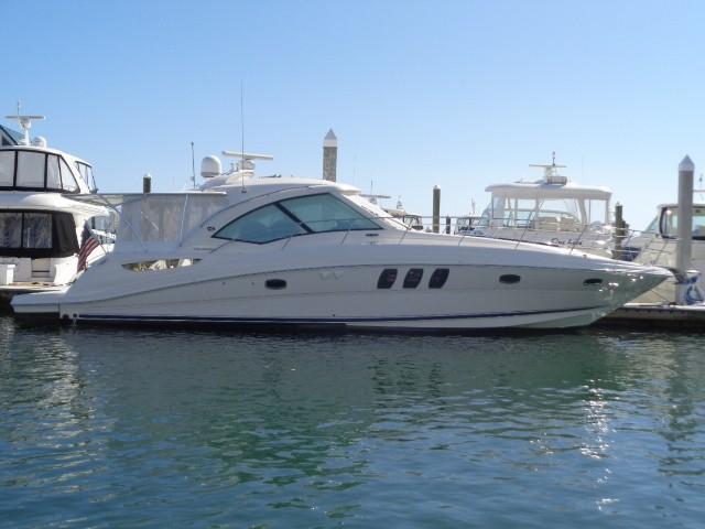2010 Sea Ray 500 Sundancer - Yacht Sales and Services