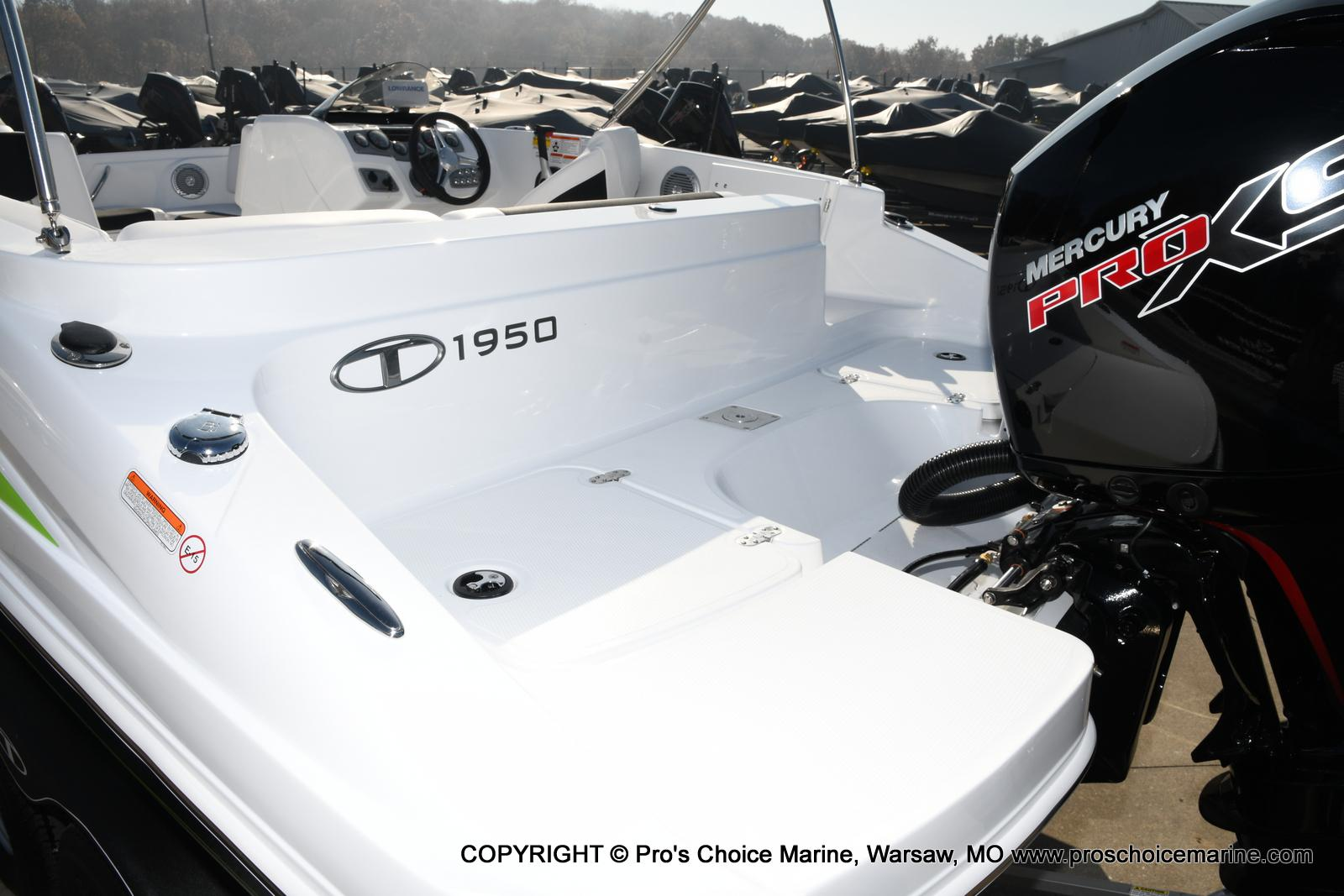 2020 Tahoe boat for sale, model of the boat is 1950 & Image # 17 of 50