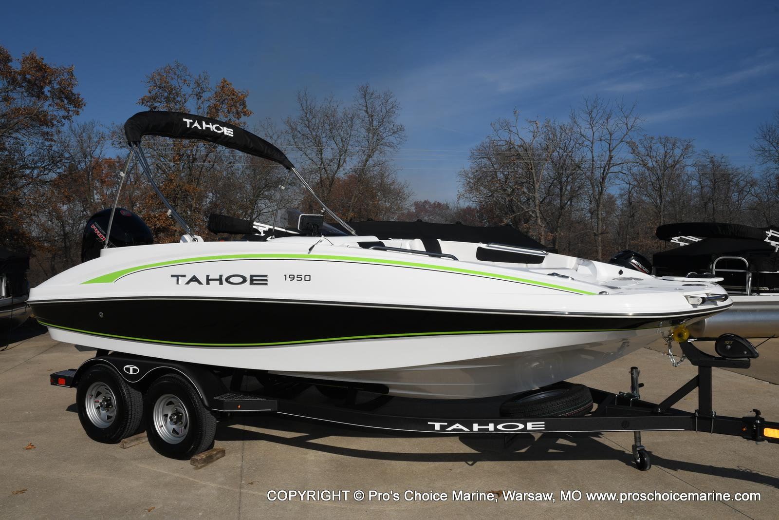 2020 Tahoe boat for sale, model of the boat is 1950 & Image # 26 of 50