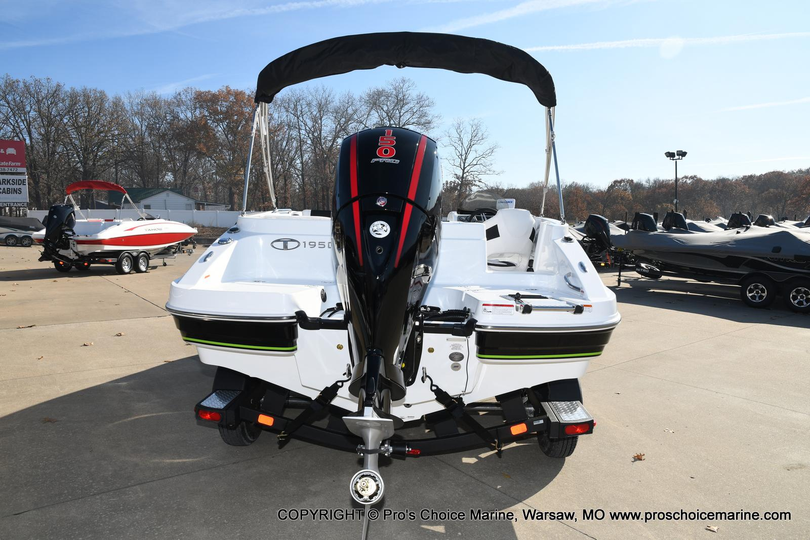 2020 Tahoe boat for sale, model of the boat is 1950 & Image # 27 of 50