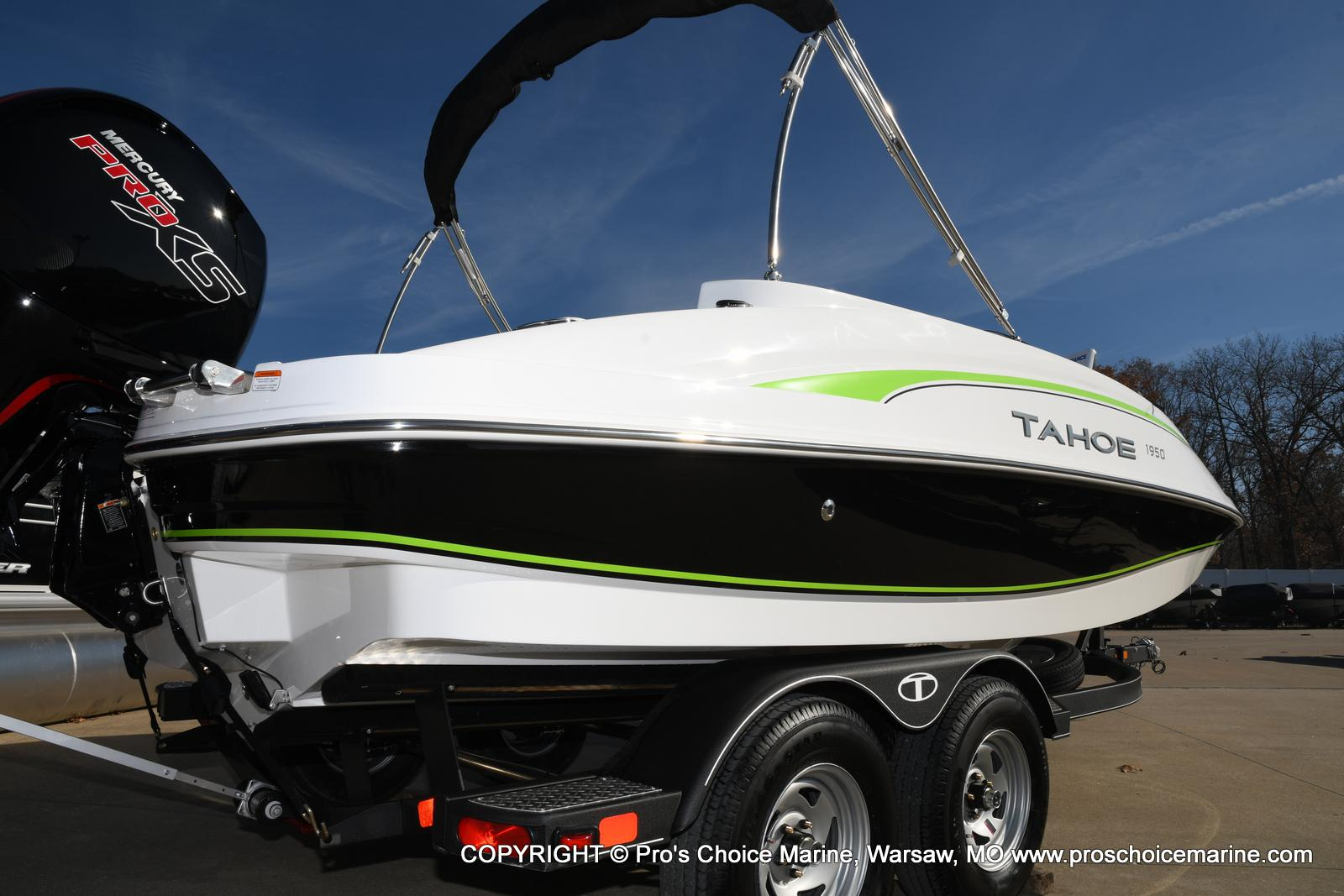 2020 Tahoe boat for sale, model of the boat is 1950 & Image # 42 of 50