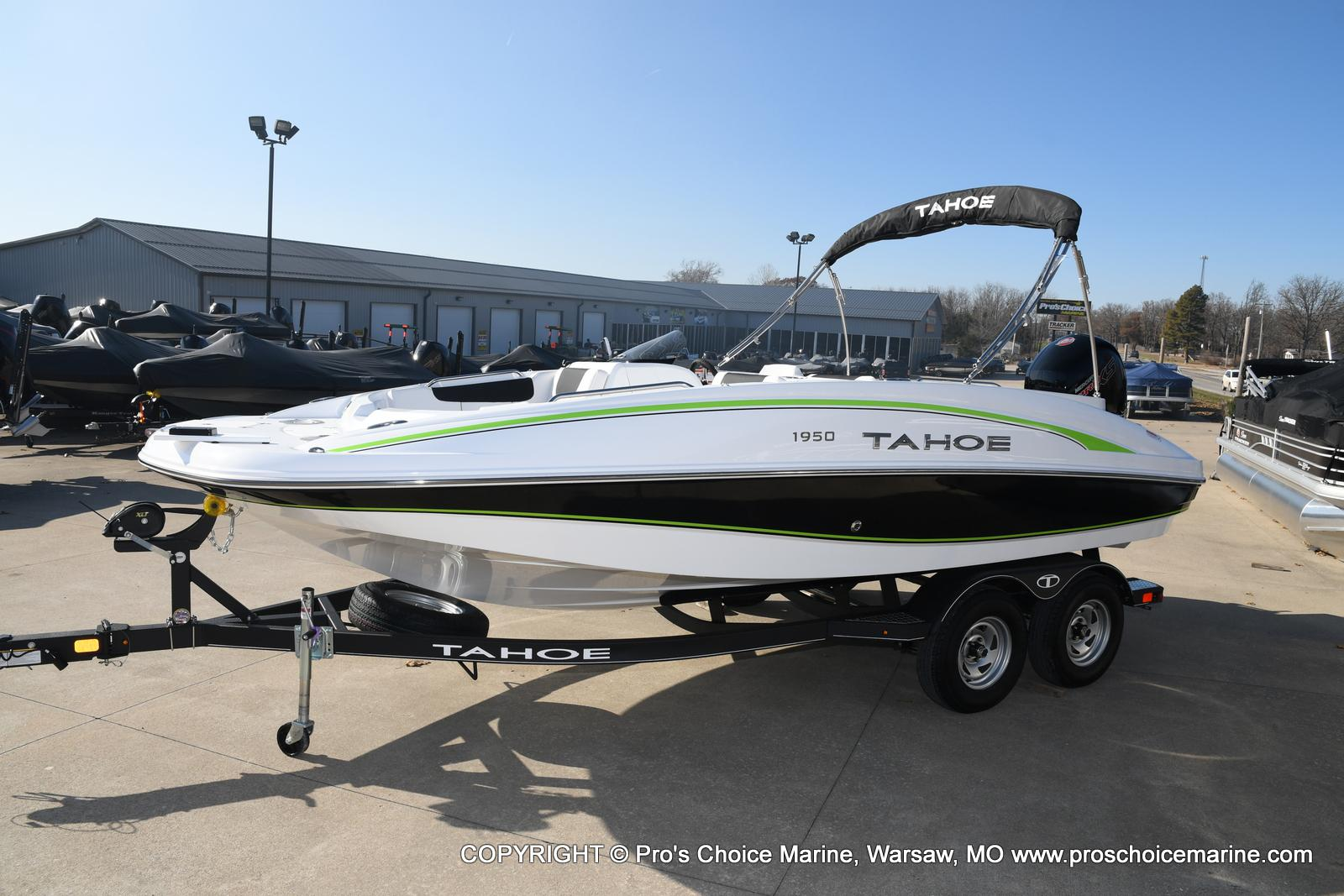 2020 Tahoe boat for sale, model of the boat is 1950 & Image # 44 of 50
