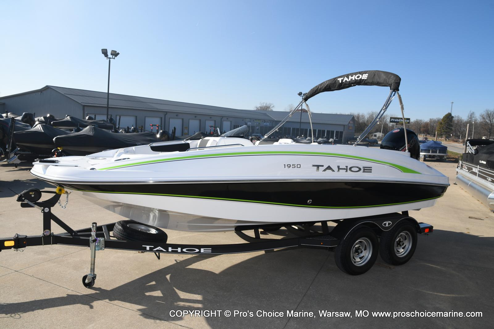 2020 Tahoe boat for sale, model of the boat is 1950 & Image # 45 of 50