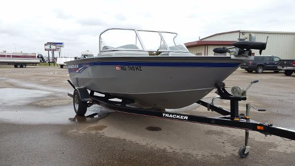 2010 Tracker Proguide 175wt 2010 Boat In Minot Nd
