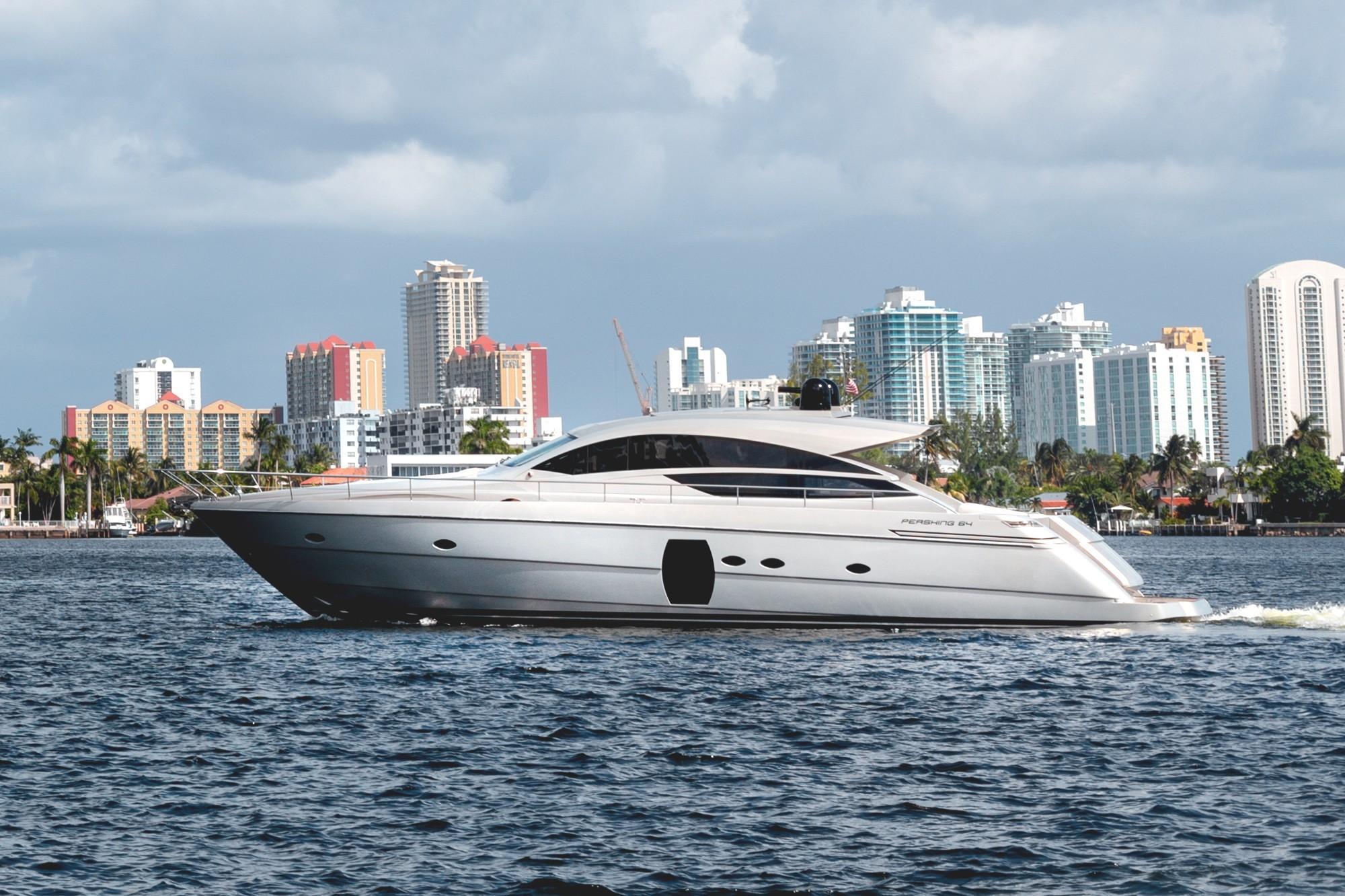 2013 Pershing Yachts 64 ''Scorpio III
