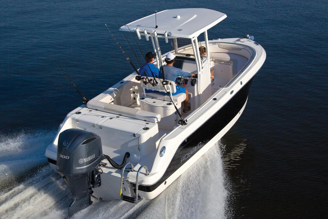 Robalo boat dealer southern ca fishing boat sales service for Deep sea fishing boat for sale