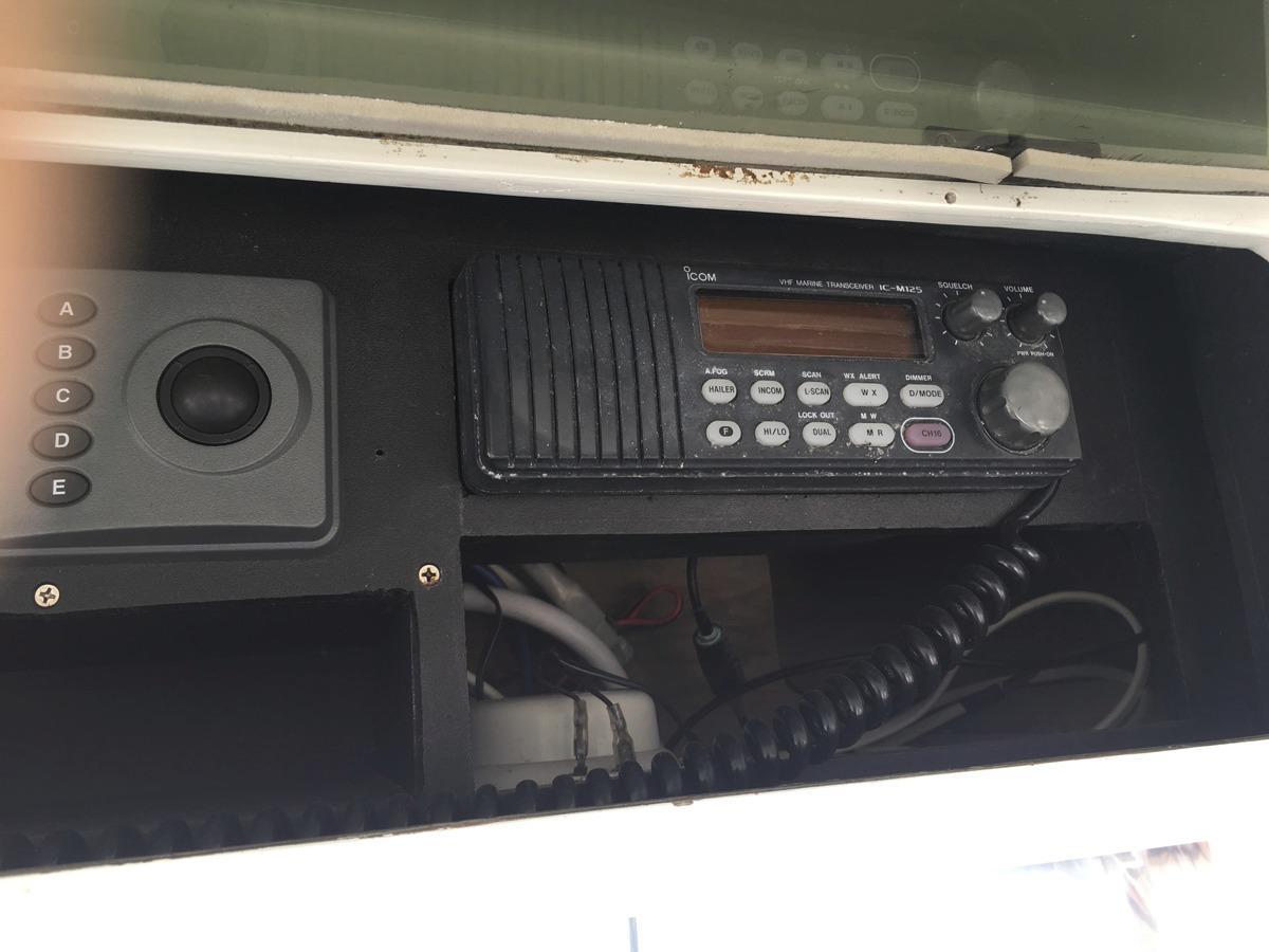 Electronics - ICOM M125