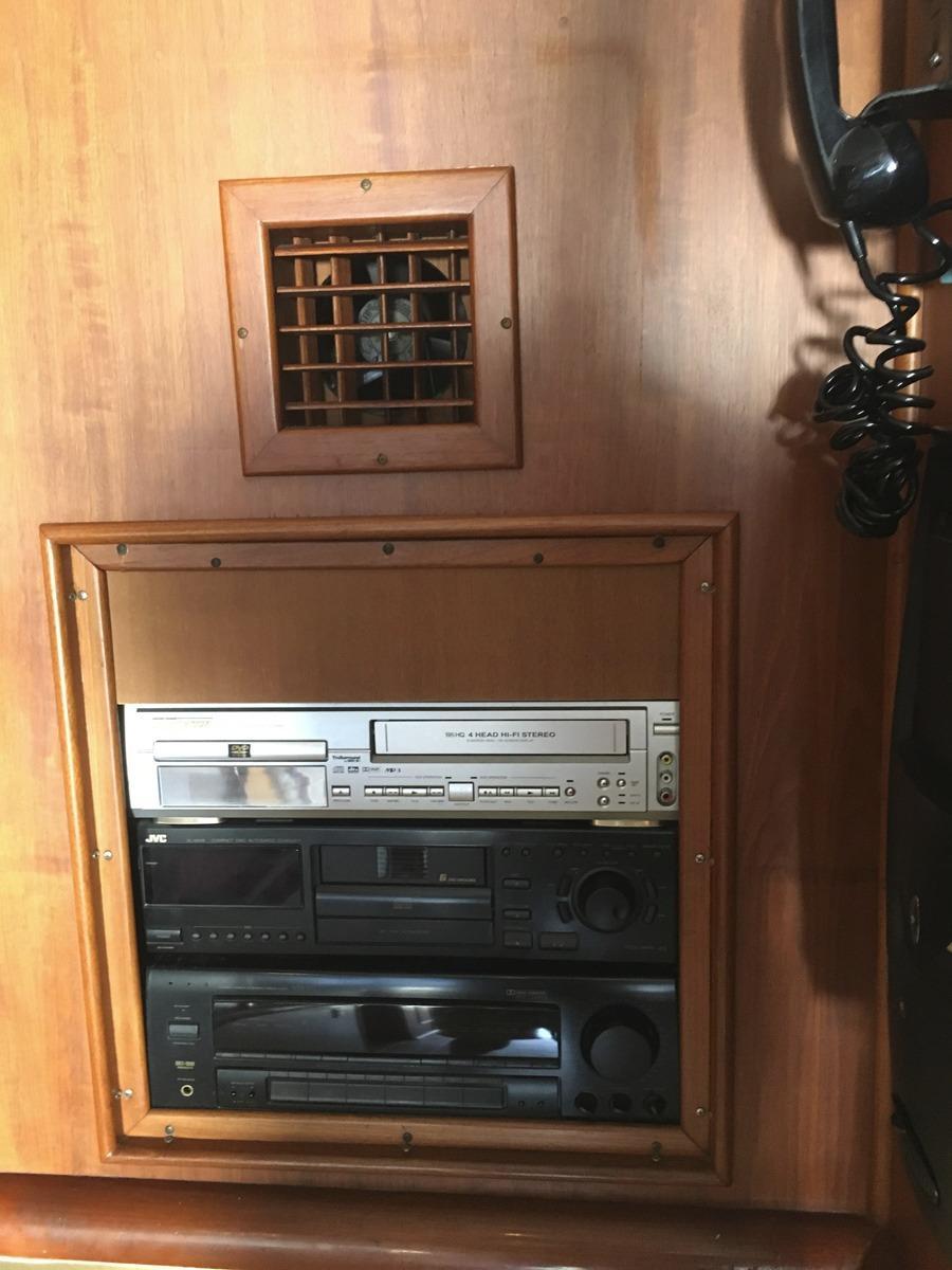 JVC Stereo CD, DVD
