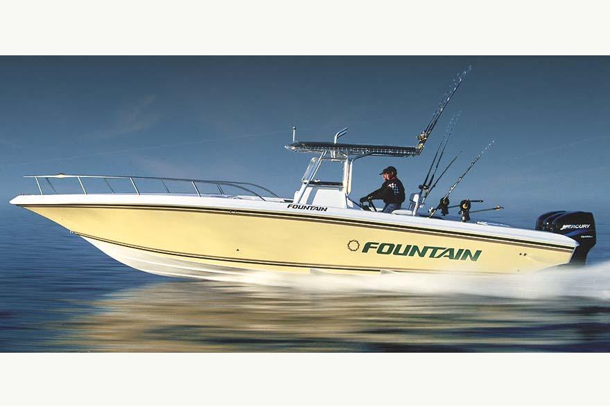 2016 Fountain 38 Sportfish CC Tournament