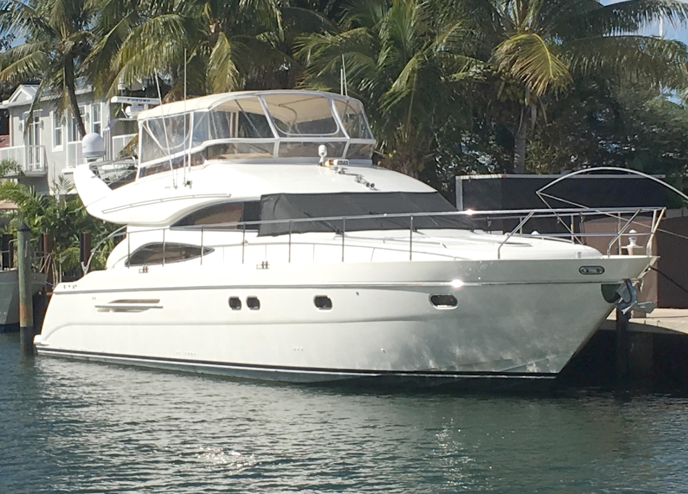 61' Princess Viking 2004 61 Motor yacht