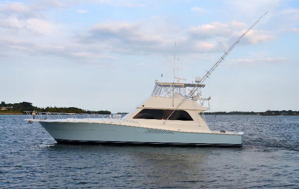1997 58' Viking 58 Convertible - Painted