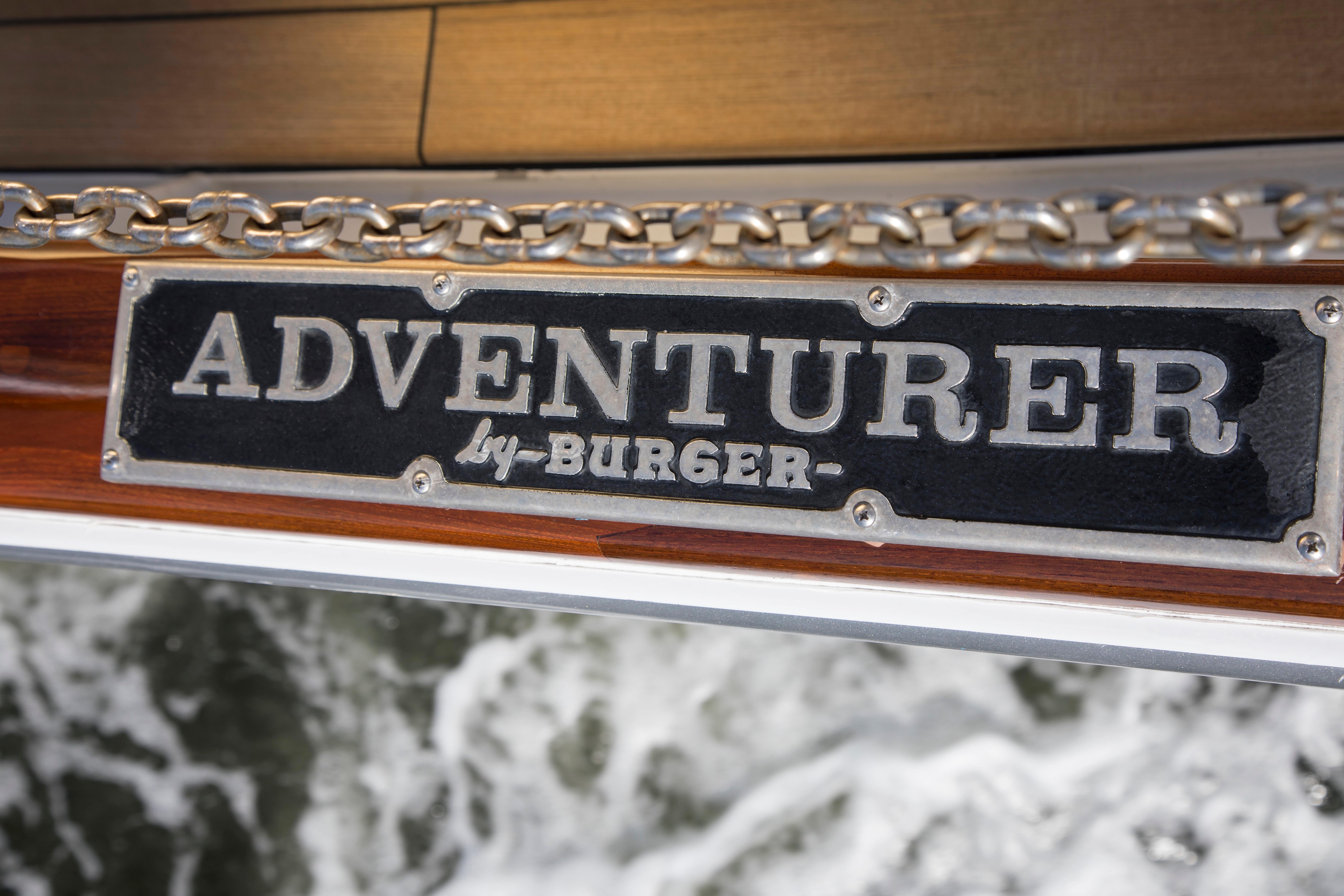 94 Burger Adventurer 1985 Cap Cana | Denison Yacht Sales
