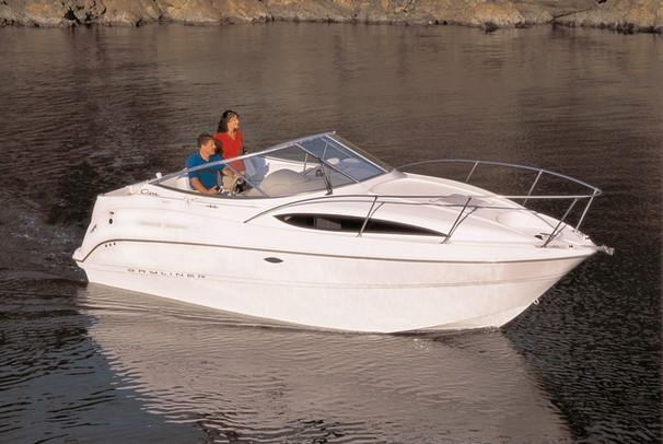 2001 Bayliner 2455 Ciera For Sale