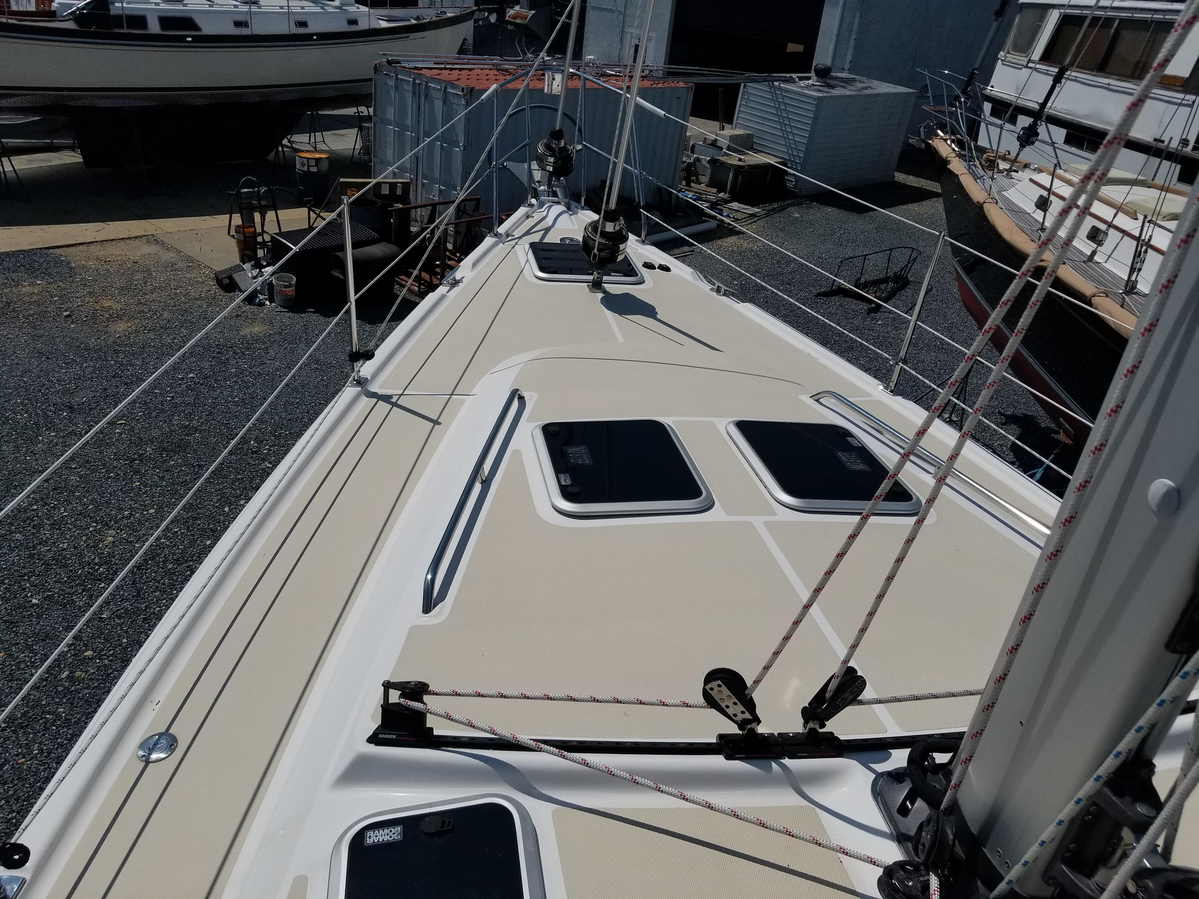 Fore Deck