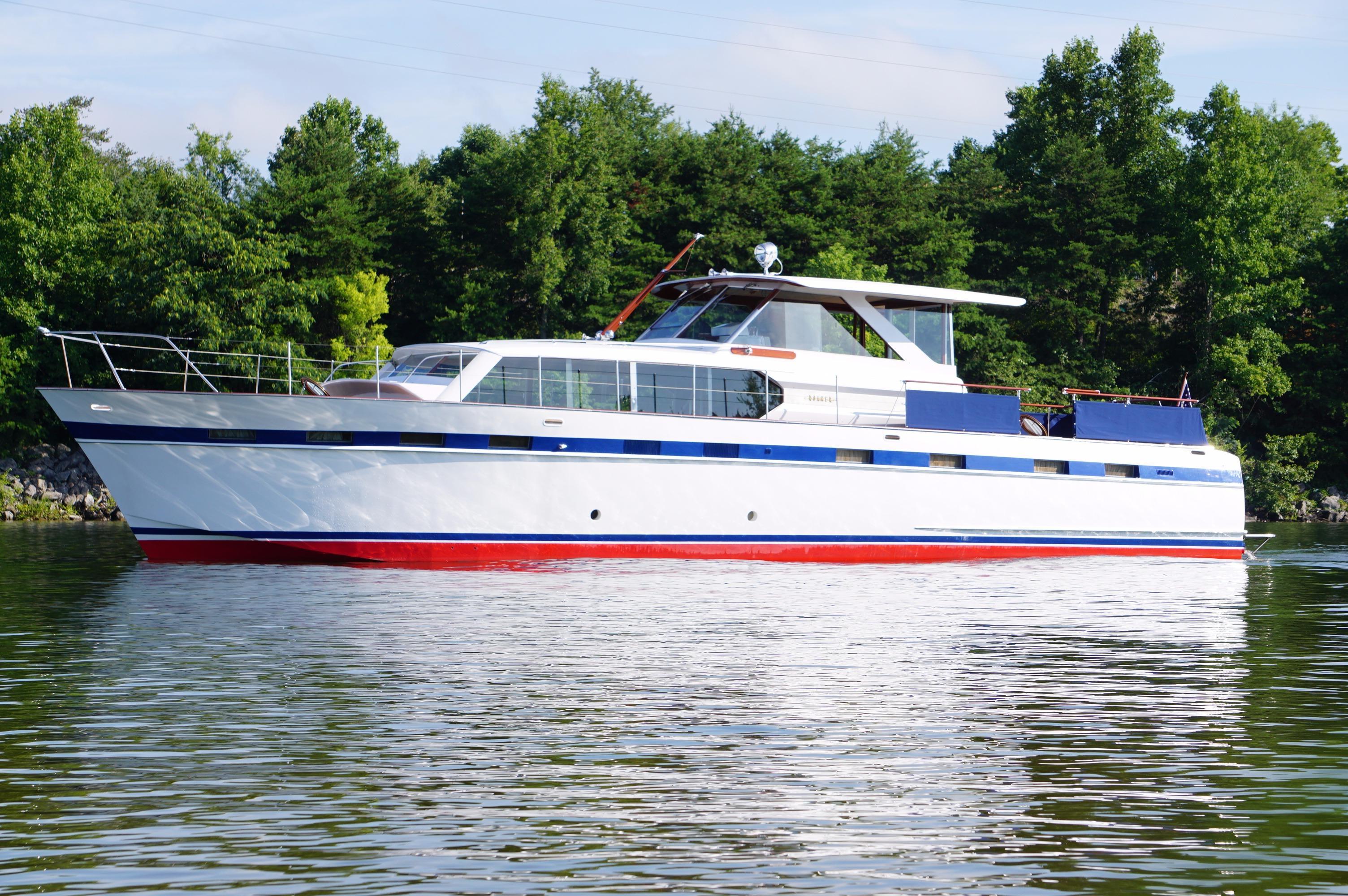 1965 chris craft roamer express motor yacht for sale