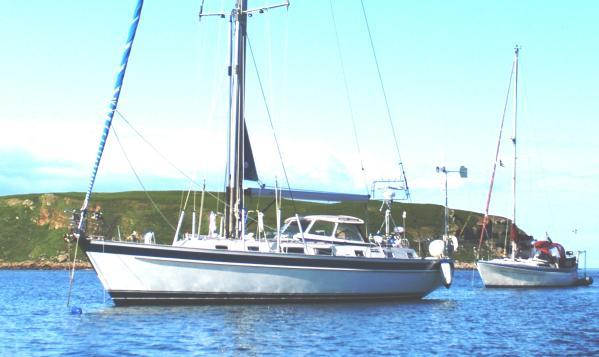 Boat Name: KASUJE; Year: 1995; Builder: Hallberg-Rassy Varvs AB; Model: 53 ...