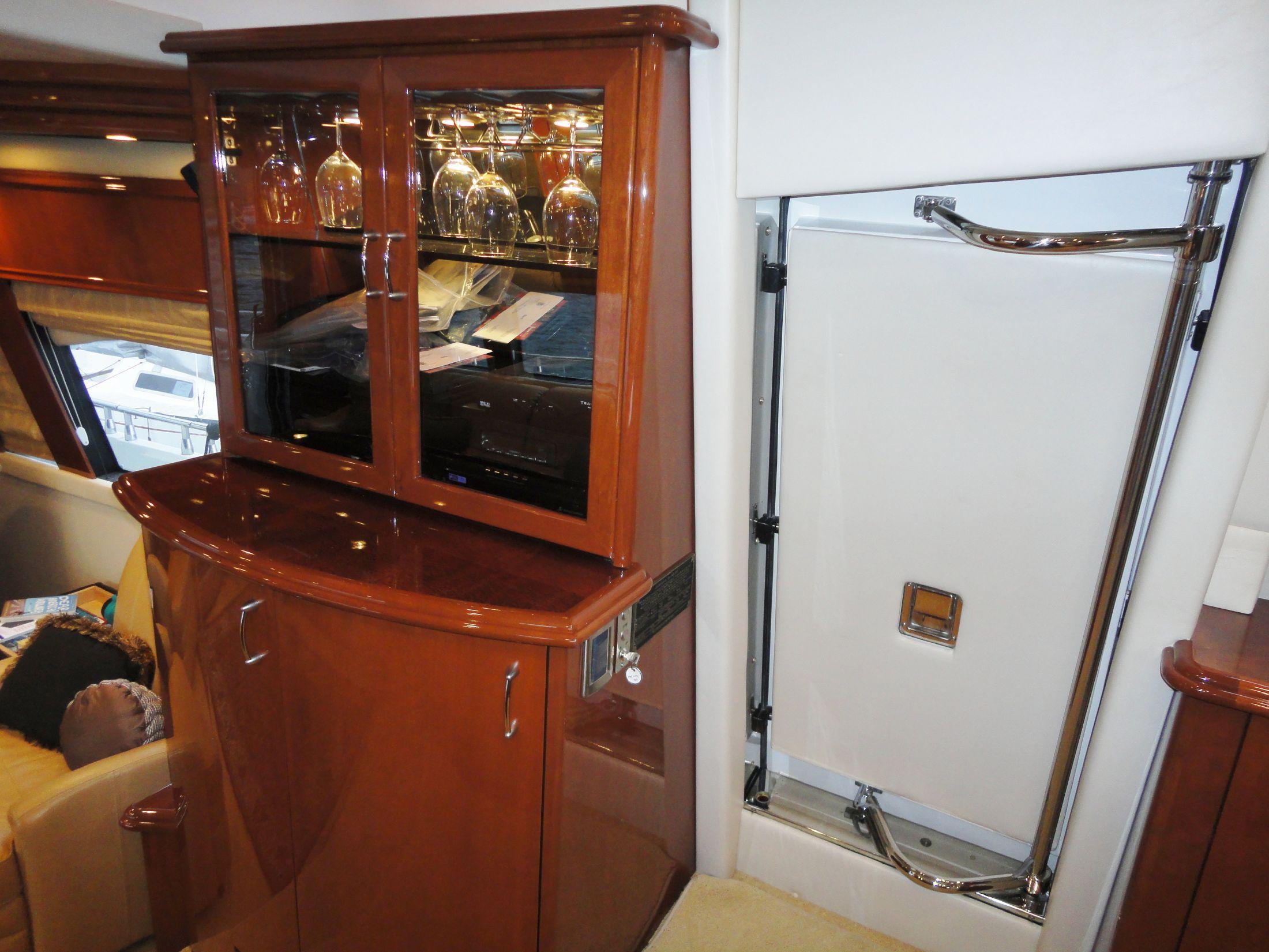 Electric Pilothouse Door