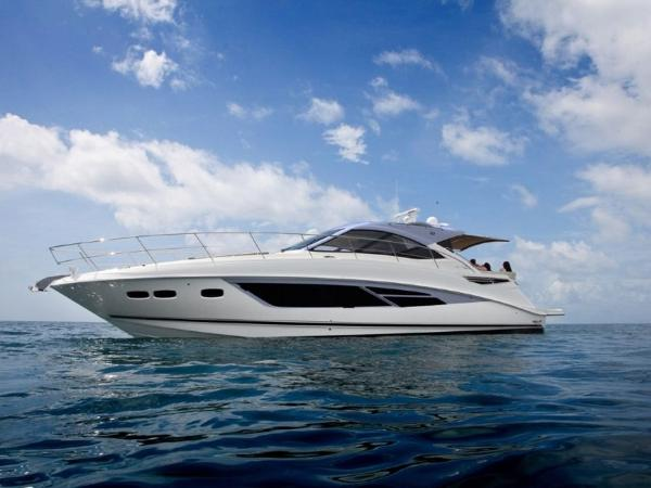 2020 Sea Ray boat for sale, model of the boat is Sundancer 510 Signature & Image # 1 of 8