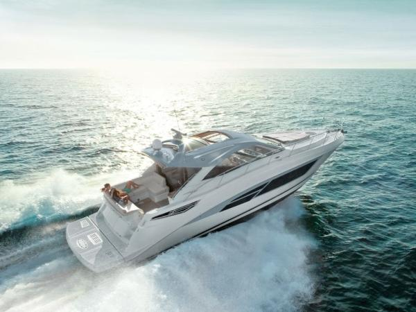 2020 Sea Ray boat for sale, model of the boat is Sundancer 510 Signature & Image # 3 of 8