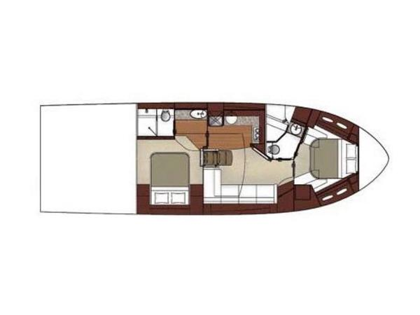 2020 Sea Ray boat for sale, model of the boat is Sundancer 510 Signature & Image # 4 of 8
