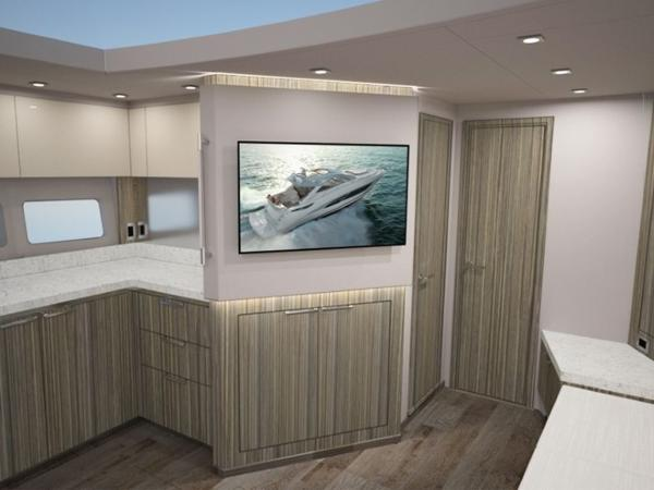2020 Sea Ray boat for sale, model of the boat is Sundancer 510 Signature & Image # 5 of 8