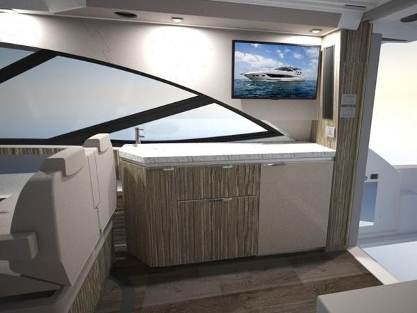 2020 Sea Ray boat for sale, model of the boat is Sundancer 510 Signature & Image # 6 of 8